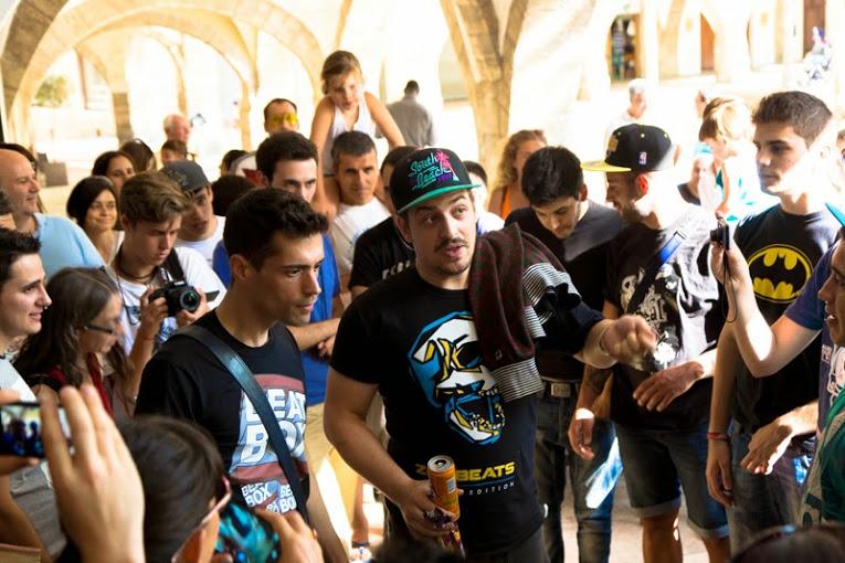 5th Spanish Beatbox Battle® - Beatmobs