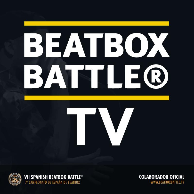 Beatbox Battle® TV - Colaborador del 7º Campeonato de España de Beatbox