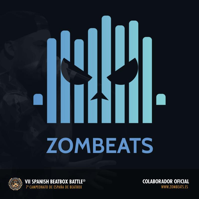 Zombeats - Colaborador del 7º Campeonato de España de Beatbox