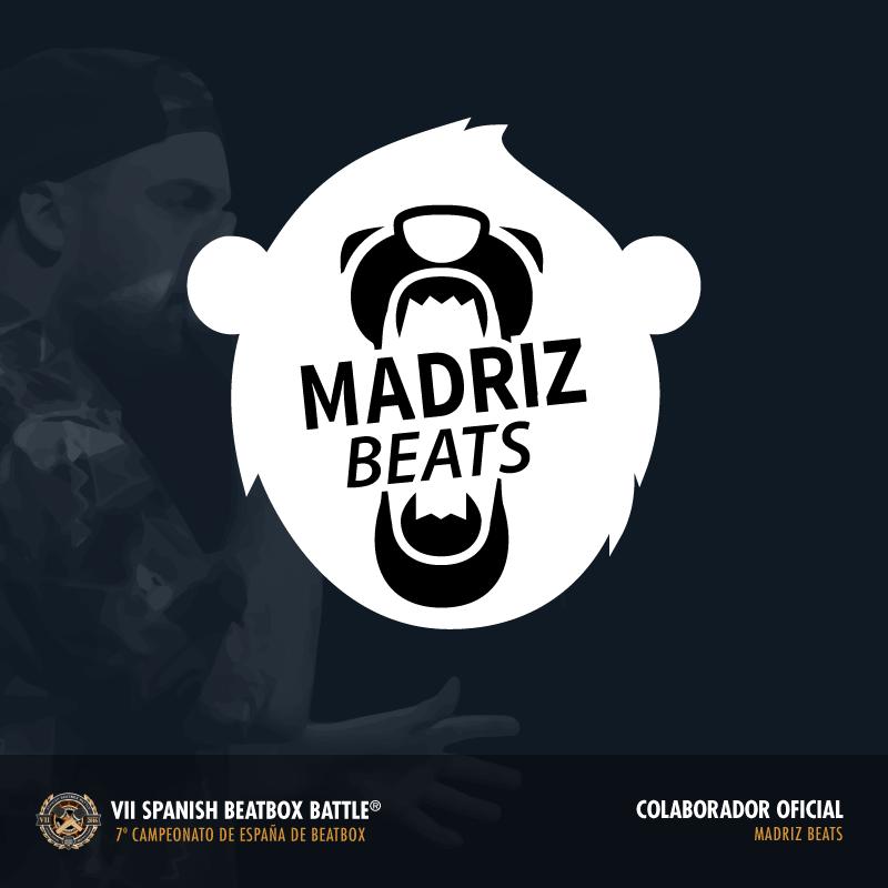 Madriz Beats - Colaborador del 7º Campeonato de España de Beatbox
