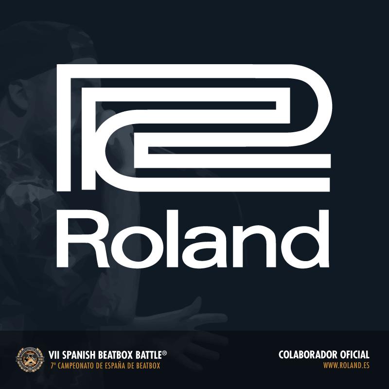 Roland - Colaborador del 7º Campeonato de España de Beatbox