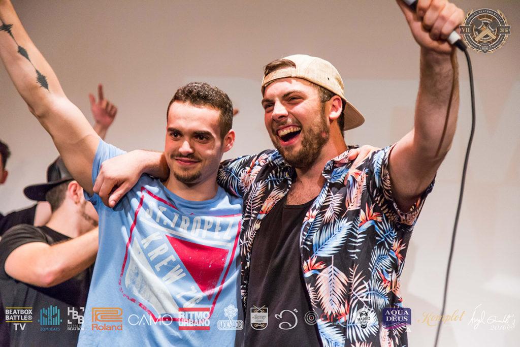 Fredy Beats: bicampeón de España de Beatbox
